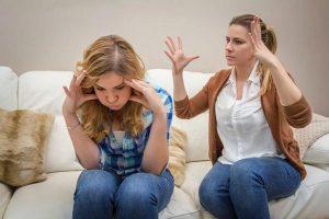ошибки родителей в воспитании подростков