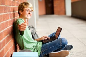 Развитие личности подростка