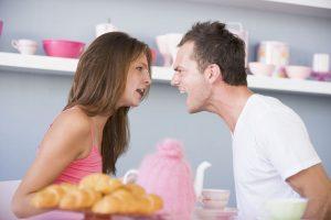 Причины конфликтов в молодых семьях