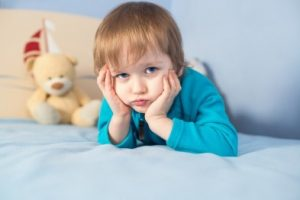 Психологическая травма у ребенка