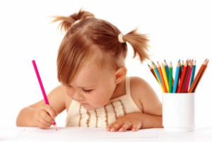 Арт — терапия с детьми: упражнения