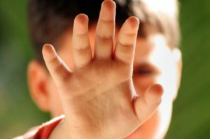 Психологическая травма у ребёнка