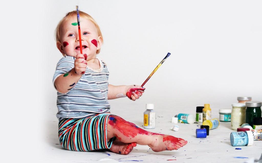 Арт — терапия с детьми
