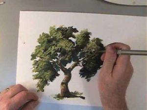 Тест «Нарисуй дерево»
