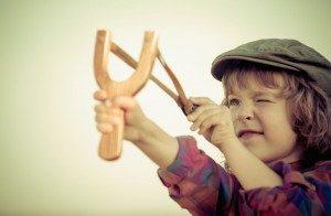 Коррекция агрессивного поведения детей