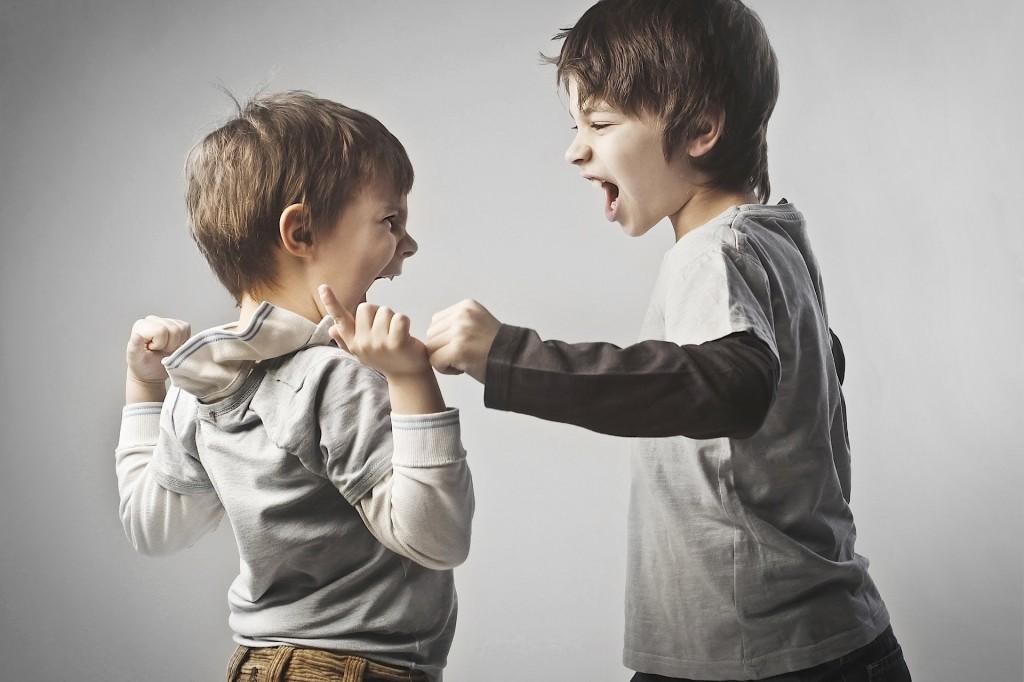 Что делать, если ребёнок стал агрессивным