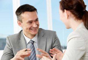 Как правильно вести беседу