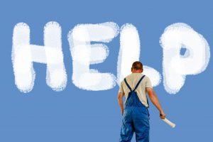Как правильно просить о помощи