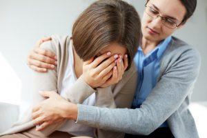 Симптомы психологической травмы