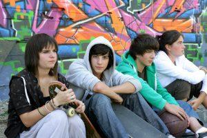 рискованное поведение подростков