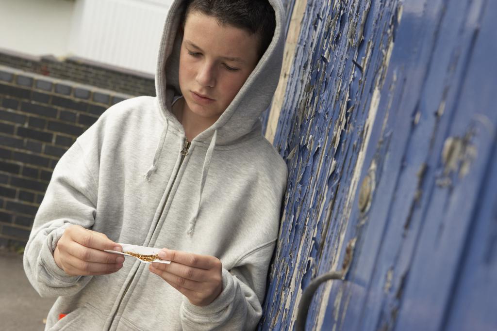 как узнать курит ли ребенок?