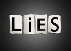 распознать ложь