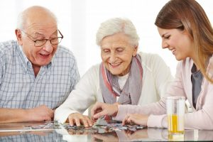 Как общаться с пожилыми родителями
