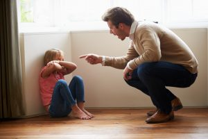Последствия жестокого обращения с детьми