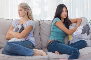 Как помириться с другом