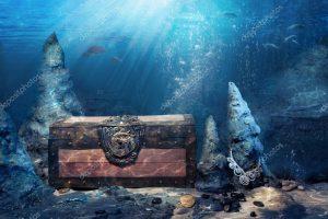 Тест Морские сокровища