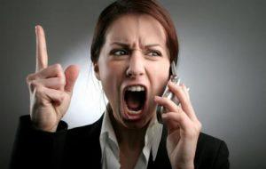 как реагировать на агрессию начальника