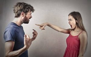 конфликтная личность