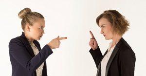 тест конфликтная личность