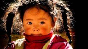тибетское воспитание детей